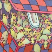 Irmelgeschichten: Wohin mit den Mäusen?